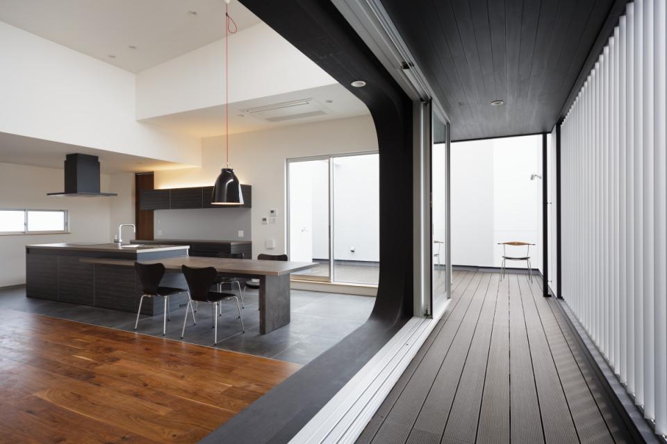 VERTICAL HOUSE (縦格子の家)の写真7
