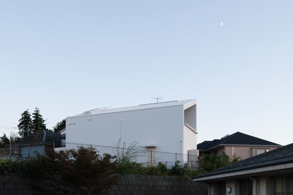 あざみ野の住宅の写真9