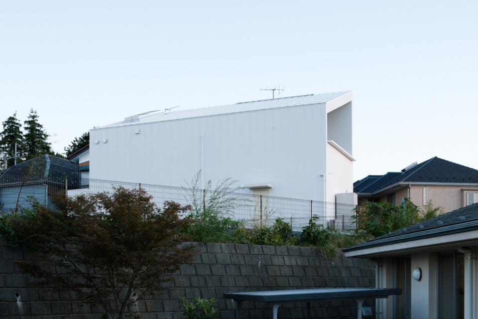 あざみ野の住宅の写真13