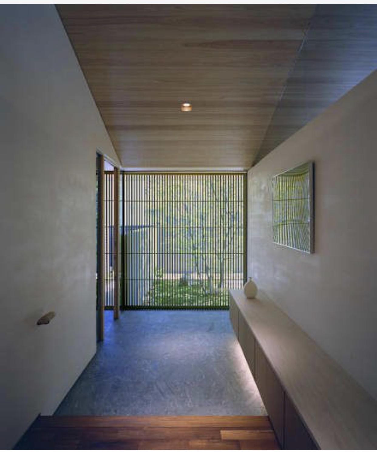 住宅密集地でも開放感と緑を感じる家の写真4