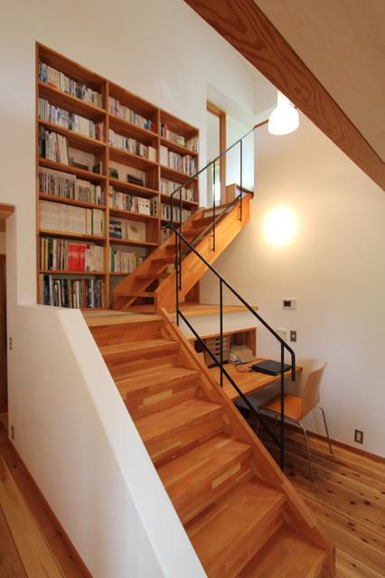 住宅密集地でも開放感と緑を感じる家の写真7