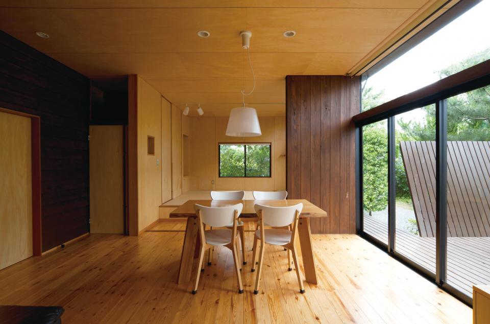 自然光と木の空間 / リノベーションの写真0