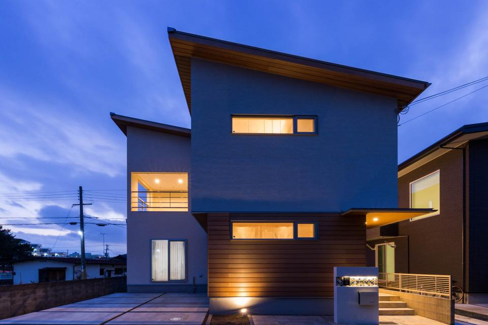 2つのリビングの家の写真2