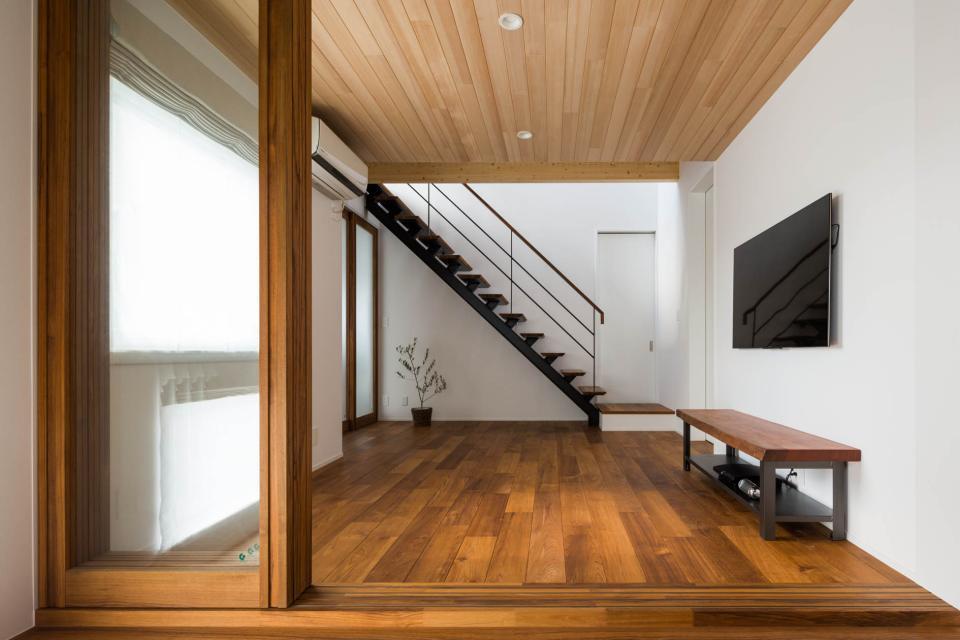 2つのリビングの家の写真7
