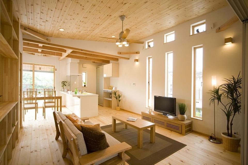 四季を感じ、人に優しい家  ~箱型バルコニーのシンプルモダンの家~ の写真7