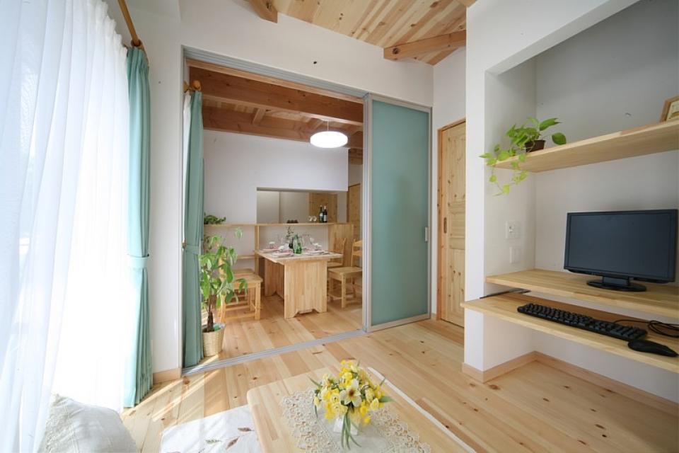 使い勝手重視の23坪 狭小住宅の写真1