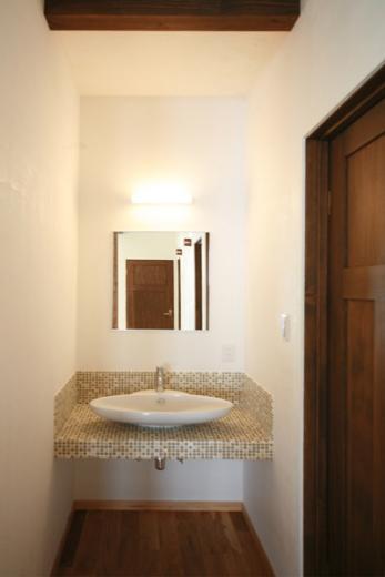 天井高さ7.0Mのリビングと真壁和室がある住まい。の写真13