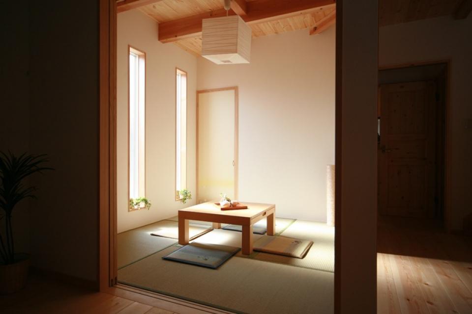 古き良き田の字型間取りの家の写真0