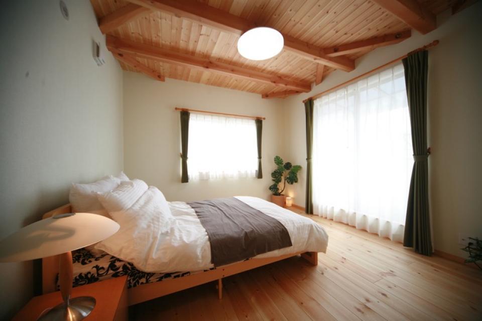 古き良き田の字型間取りの家の写真1