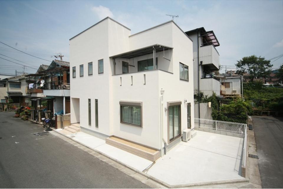 古き良き田の字型間取りの家の写真2