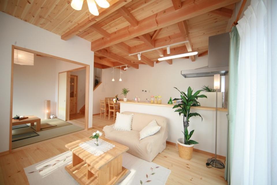 古き良き田の字型間取りの家の写真5