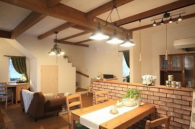 カフェ風ナチュラルアンティークの家の写真11
