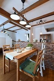 カフェ風ナチュラルアンティークの家の写真12