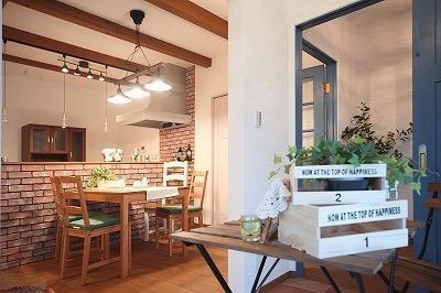 カフェ風ナチュラルアンティークの家の写真16