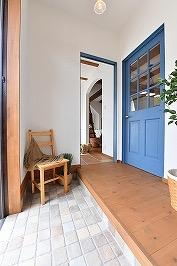 カフェ風ナチュラルアンティークの家の写真6