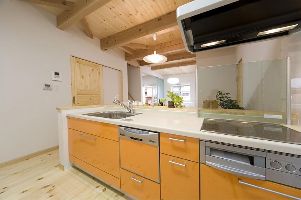 女の子が憧れるマイホーム ~ウッドデッキのある新和風スタイルの住まい~の写真8