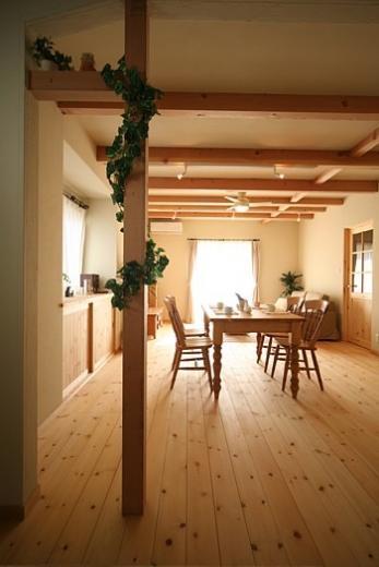 住めば住む程味わいのある家の写真9