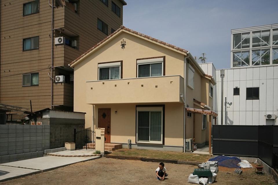 住めば住む程味わいのある家の写真1
