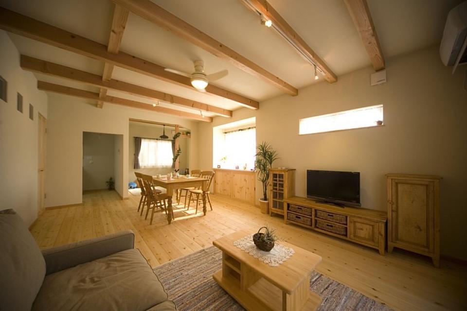 住めば住む程味わいのある家の写真3
