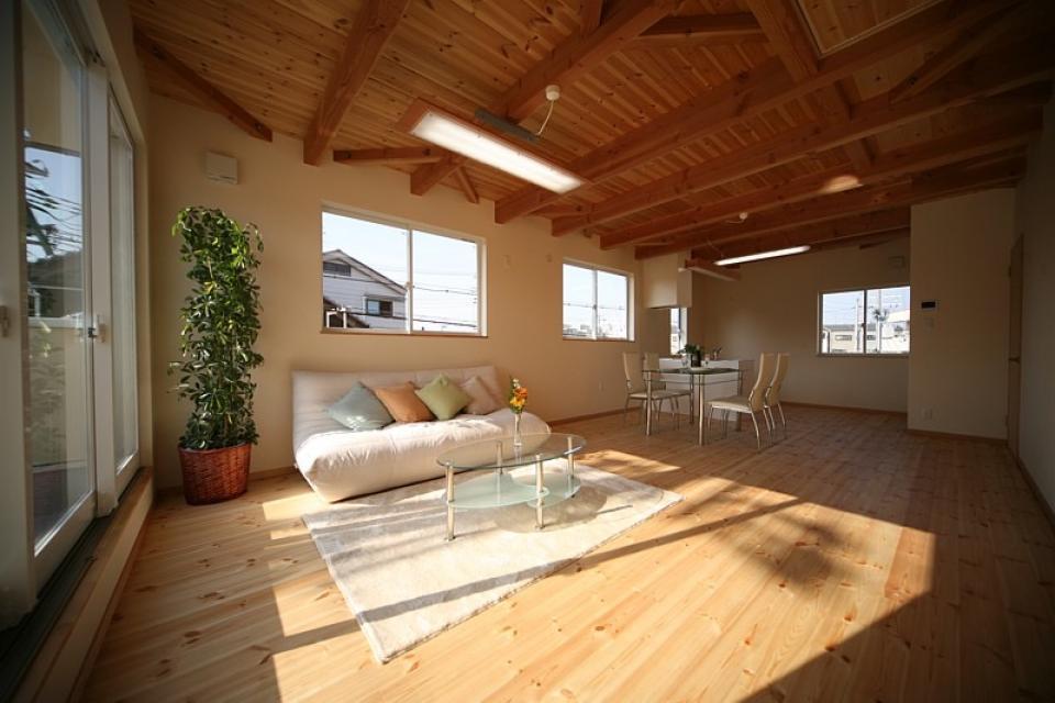 集会場に使われる和室のある2世帯住宅の写真0
