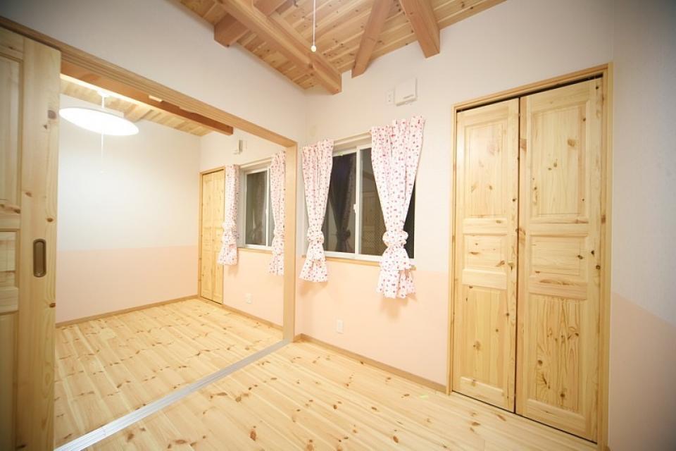 集会場に使われる和室のある2世帯住宅の写真2