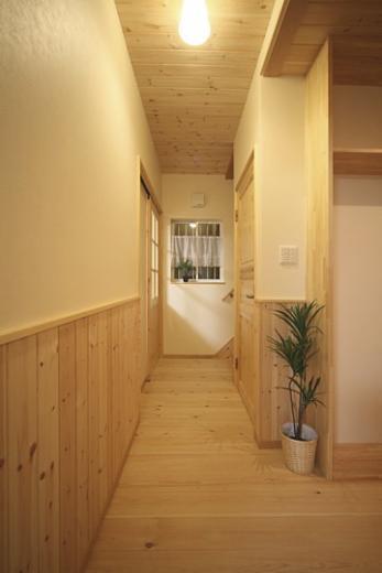 集会場に使われる和室のある2世帯住宅の写真4