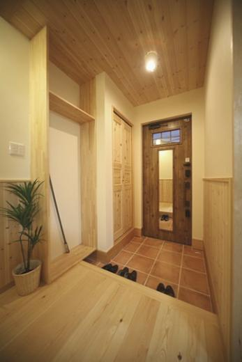 集会場に使われる和室のある2世帯住宅の写真5