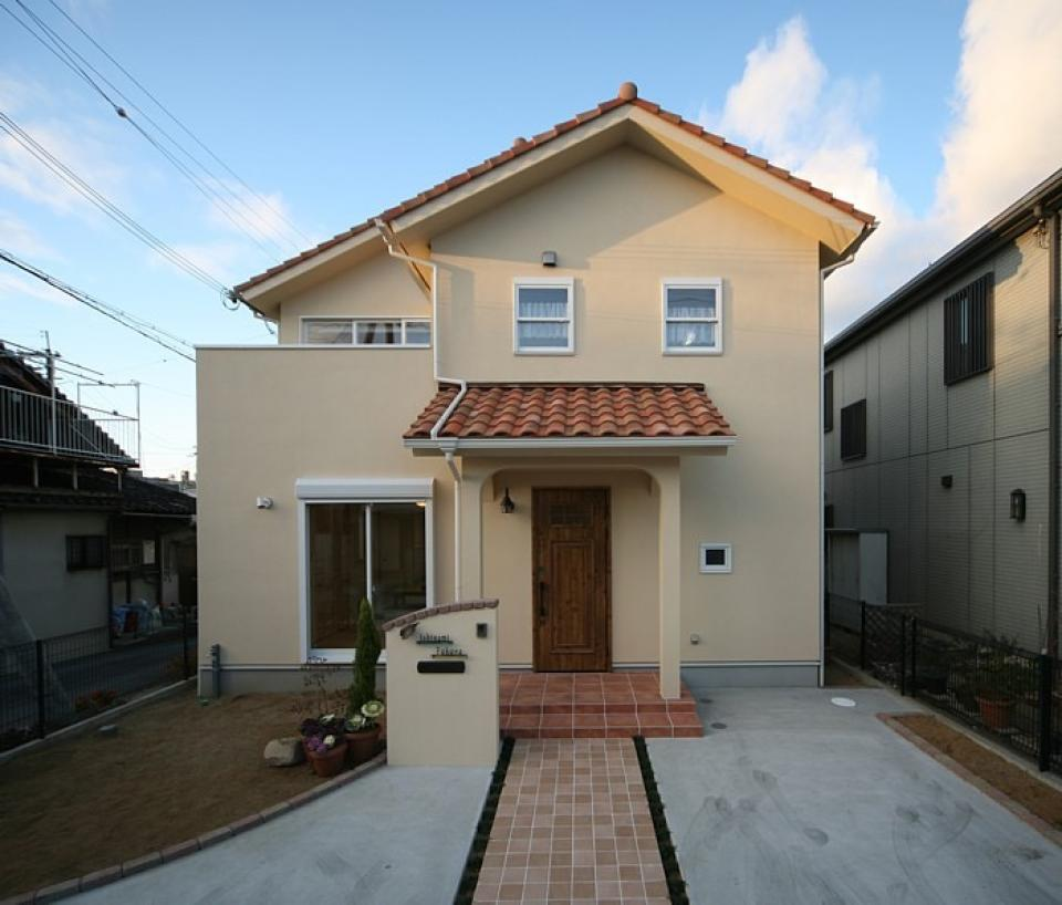 集会場に使われる和室のある2世帯住宅の写真6