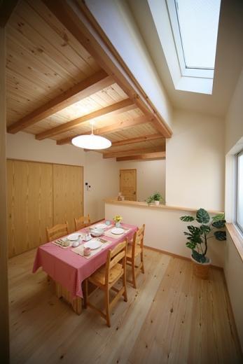 集会場に使われる和室のある2世帯住宅の写真7