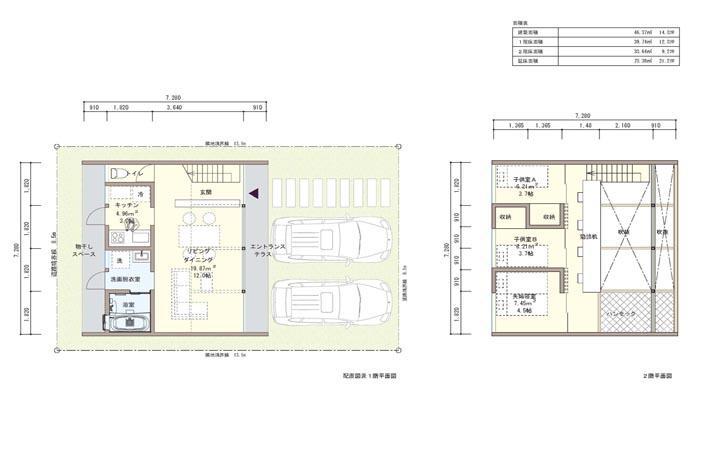 1000万円台の自由設計の家の写真5