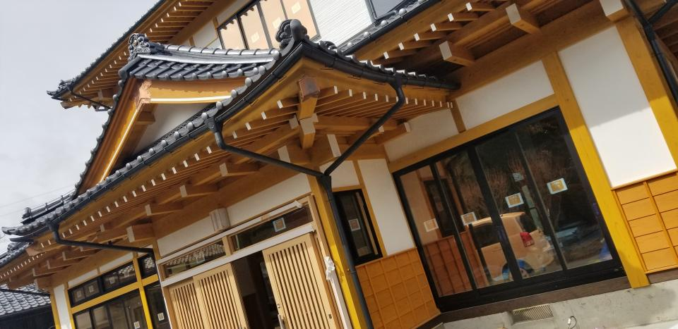 日本従来の伝統住宅。の写真0