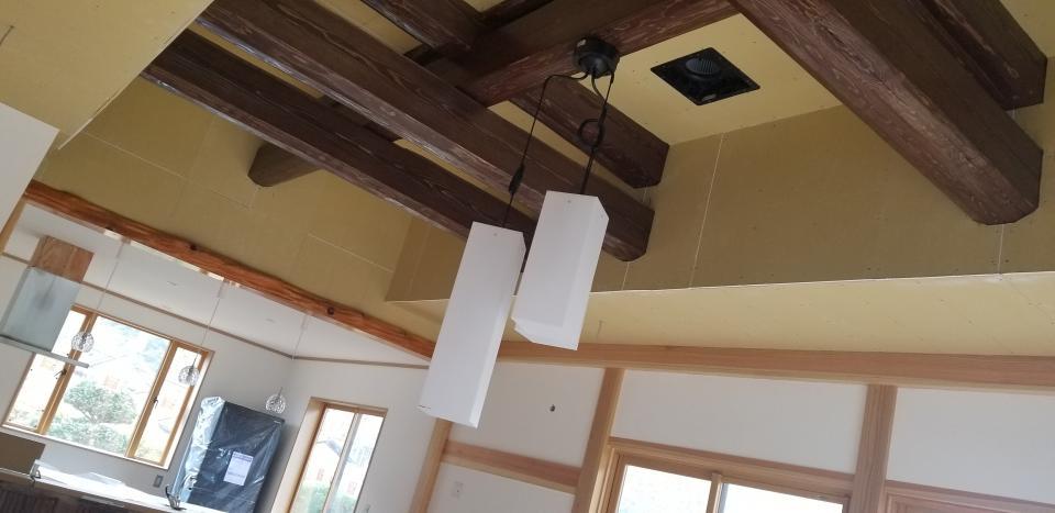 日本従来の伝統住宅。の写真1