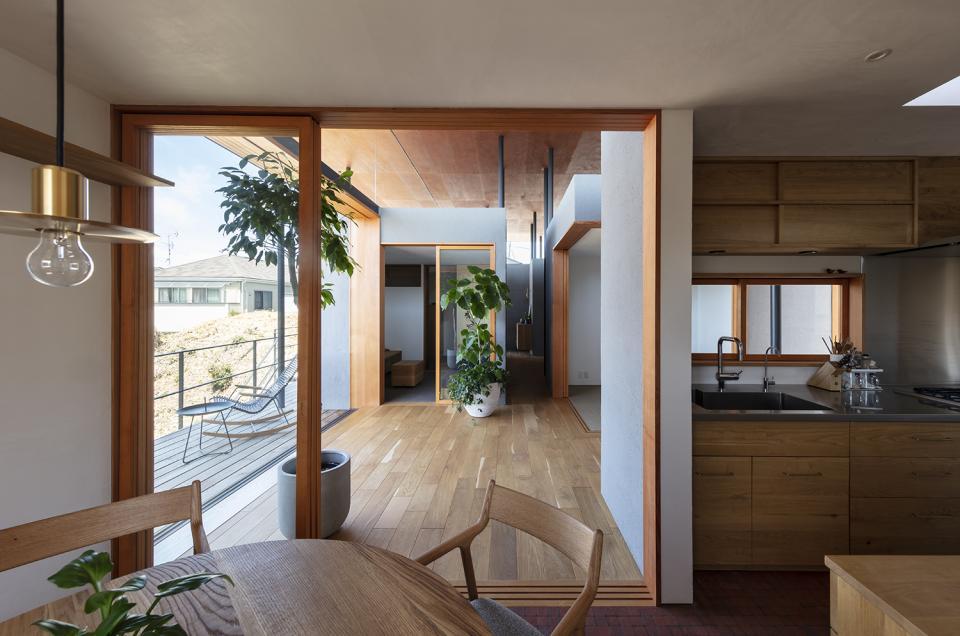 四畳半キューブの家の写真12