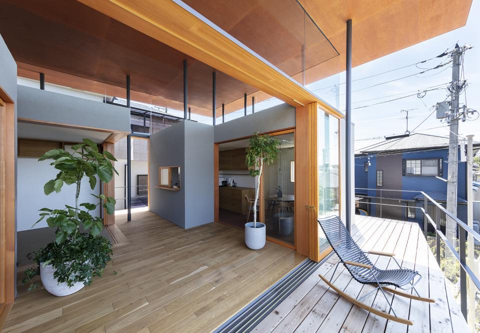 四畳半キューブの家の写真13