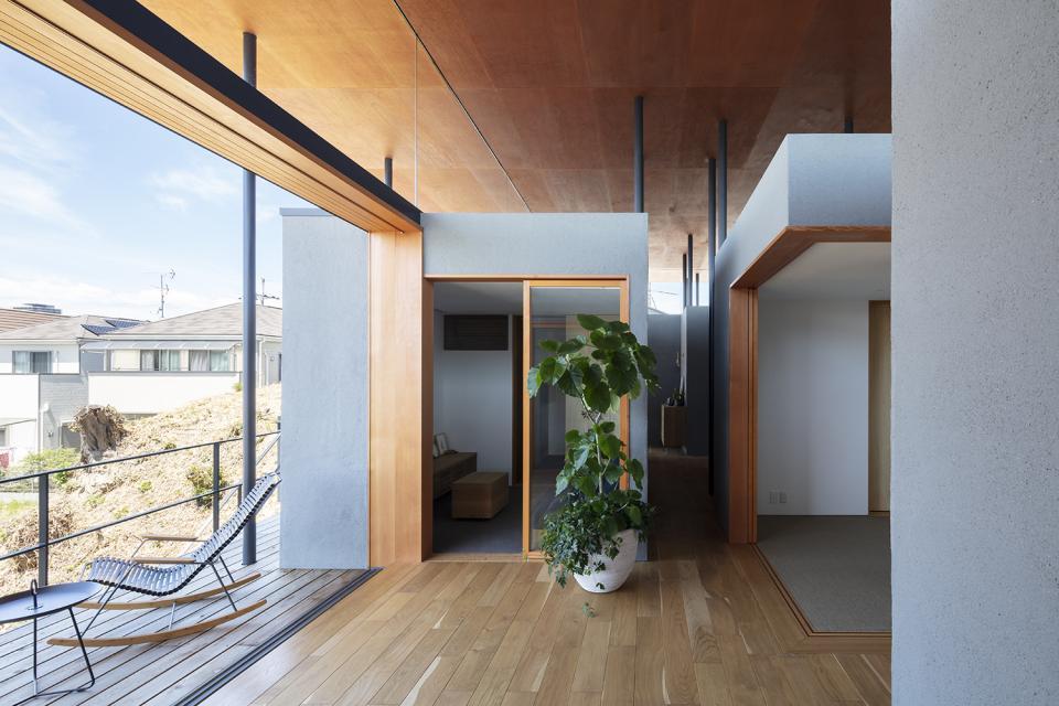 四畳半キューブの家の写真14