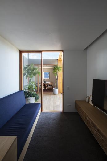 四畳半キューブの家の写真19