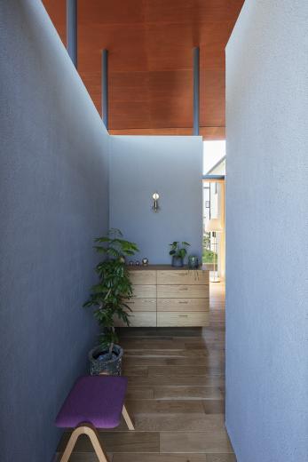 四畳半キューブの家の写真4