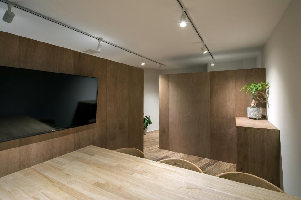small officeの写真0