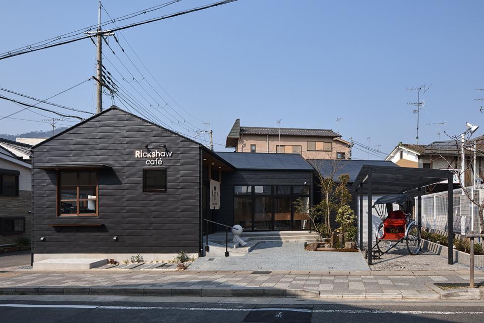 嵯峨嵐山のカフェの写真0