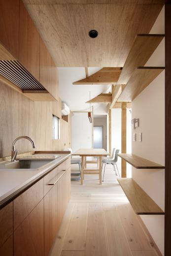 多世代が安心して暮らせる住宅 - 改修、耐震、断熱、採光改善の写真5