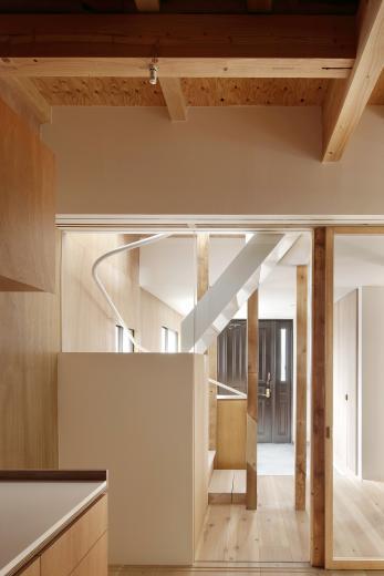 多世代が安心して暮らせる住宅 - 改修、耐震、断熱、採光改善の写真8
