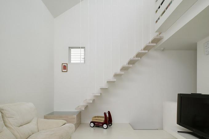 半地下とルーフテラスの都市型住宅 目黒区M邸の写真0
