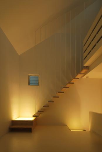 半地下とルーフテラスの都市型住宅 目黒区M邸の写真7