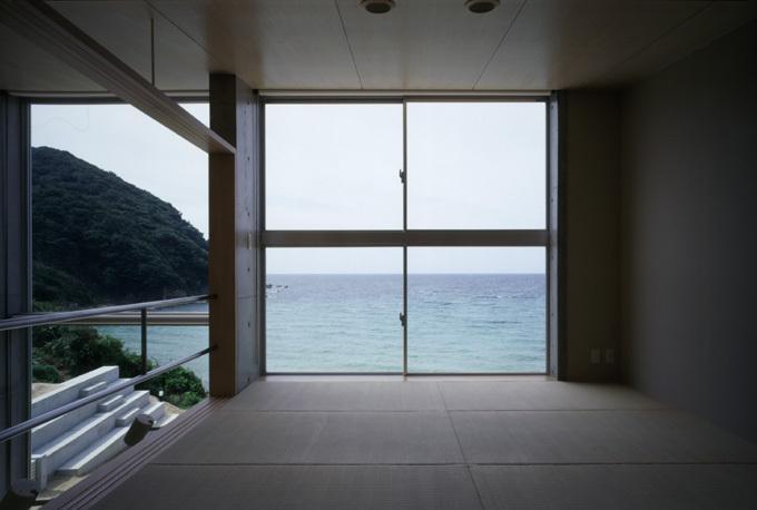 暖炉と大階段のある海辺の別荘 室津・海の家の写真10