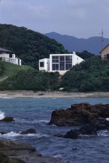 暖炉と大階段のある海辺の別荘 室津・海の家の写真4