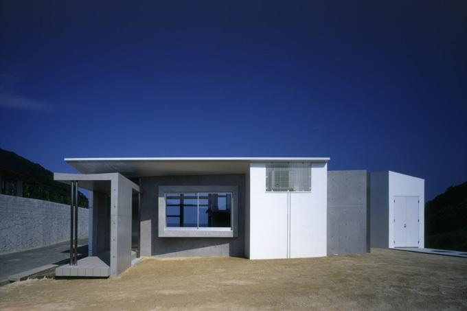 暖炉と大階段のある海辺の別荘 室津・海の家の写真6