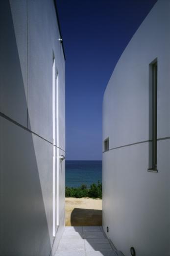 暖炉と大階段のある海辺の別荘 室津・海の家の写真7