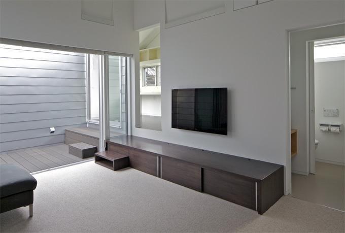 LとDKを大階段でつなぐ住まい 西新小岩T邸の写真6