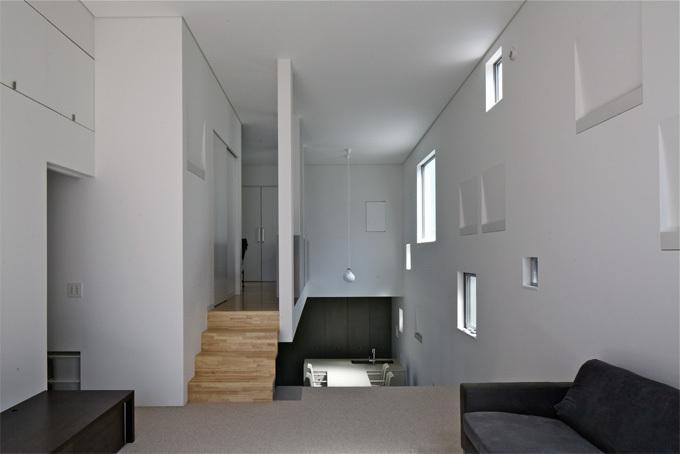 LとDKを大階段でつなぐ住まい 西新小岩T邸の写真7