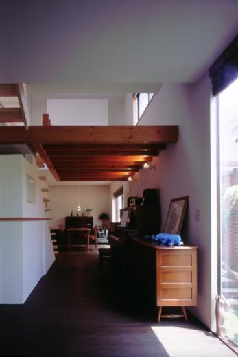 光と風が行きわたるコンパクトなエコハウス 桂台O邸の写真9